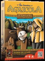Agricola: 2 Spelers - Uitbreiding Dieren op Stand