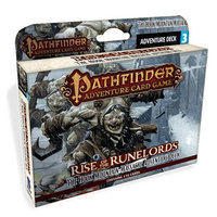 Pathfinder: The Hook Mountain Massacre Adventure Deck