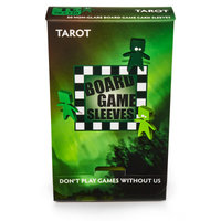 Board Game Sleeves (Non-Glare): Tarot (70x120mm) - 50 stuks