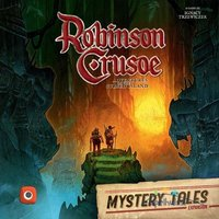 PRE-ORDER: Robinson Crusoe: Mystery Tales