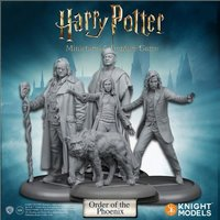 Harry Potter Miniatures Adventure Game: Order of the Phoenix (Miniatures Pack)