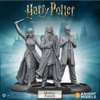 Harry Potter Miniatures Adventure Game: Malfoy Family (Miniatures Pack)