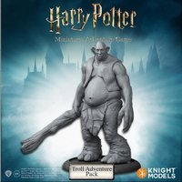Harry Potter Miniatures Adventure Game: Troll (Adventure Pack)