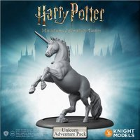 Harry Potter Miniatures Adventure Game: Unicorn (Adventure Pack)