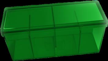 Four Compartment Box (Green)