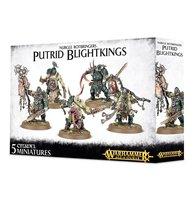 Warhammer: Age of Sigmar - Putrid Blightkings