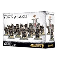 Warhammer: Age of Sigmar - Chaos Warriors