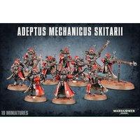 Warhammer 40,000 - Adeptus Mechanicus Skitarii