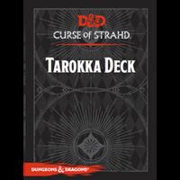 Dungeons & Dragons: Curse of Strahd - Tarokka Deck
