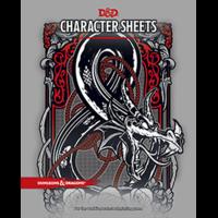 Dungeons & Dragons: Character Sheets