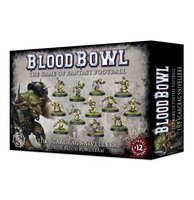 Blood Bowl: The Scarcrag Snivellers (Goblin Blood Bowl Team)