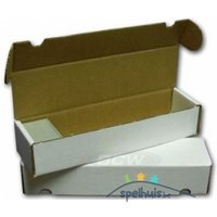 Cardbox 1000 Kaarten (Fold-out Storage Box)