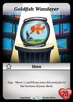 Promo Munchkin CCG: Goldfish Wanderer
