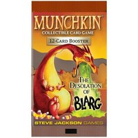 Munchkin Collectible Card Game: Booster - The Desolation of Blarg