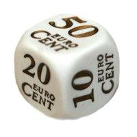 Dobbelsteen Euro D6 (6 stuks)
