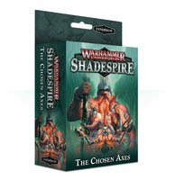 Warhammer Underworlds: Shadespire - The Chosen Axes