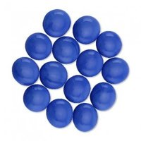 Gaming counters: Opaque Marble Blue (30 stuks)