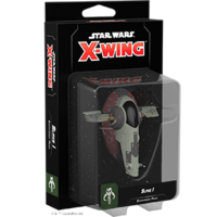 Star Wars X-Wing 2.0 - Slave I Expansion Pack