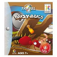 Busy Bugs (Magnetic Travel Games) (7+)