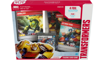 Transformers Trading Card Game (2-Player Starter Set)