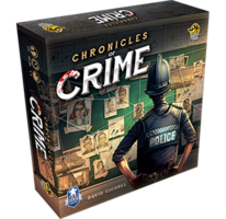 Chronicles of Crime (Kickstarter Ultimate Set)