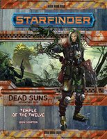 Starfinder Adventure Path #2: Temple of the Twelve
