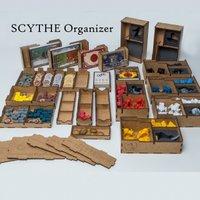 Scythe: Insert / Organizer