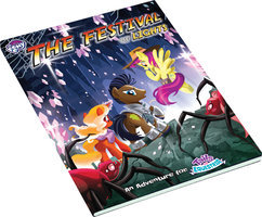 My Little Pony: Tails of Equestria - Festival of Lights