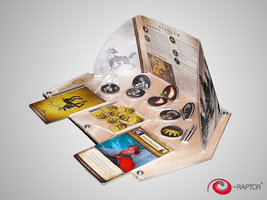 A Game of Thrones (The Board Game): Organizer (e-Raptor)