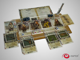 Dead of Winter: Organizer (e-Raptor)