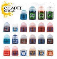 Adeptus Custodes Paint Bundle (Citadel)