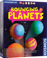 Experiment Kit: Bouncing Planets (8+)