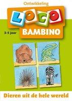 Bambino Loco - Dieren uit de hele wereld (3-5 jaar)