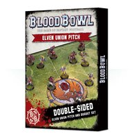 Blood Bowl: Elven Union Pitch