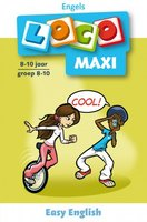 Maxi Loco - Easy English (8-10 jaar)
