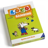 Bambino Loco - Pakket: Spelen met Muis (3-5 jaar)