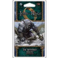 Lord of the Rings: The Card Game -  The Withered Heath