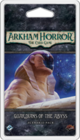 Arkham Horror: The Card Game - Guardians of the Abyss