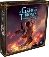 A Game of Thrones: The Board Game (Second Edition) - Mother of Dragons [ENG]