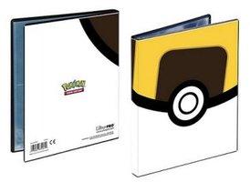 Ultra Pro Ultra Ball 4-Pocket Portfolio for Pokémon