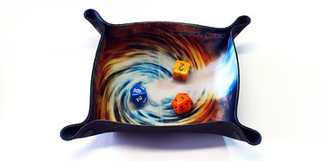 Dice Tray Compact: Blazar (All Rolled Up)