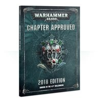 Warhammer 40,000 - Chapter Approved 2018 Edition