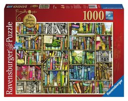 The Bizarre Bookshop (1000)