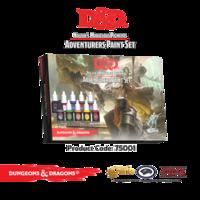 D&D Adventurers Paint Set (The Army Painter)