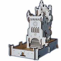 Blackfire Dice Tower: White Castle