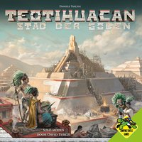 PRE-ORDER: Teotihuacan: Stad der Goden [NL]
