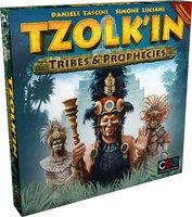 Tzolk'in: The Mayan Calendar - Tribes & Prophecies [ENG]