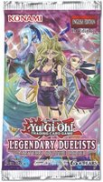 Yu-Gi-Oh! Legendary Duelists: Sisters of the Rose (Booster)