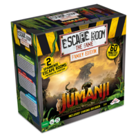 Escape Room The Game: Jumanji Familie Editie