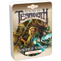 Genesys: Denizens of Terrinoth (Adversary Deck)